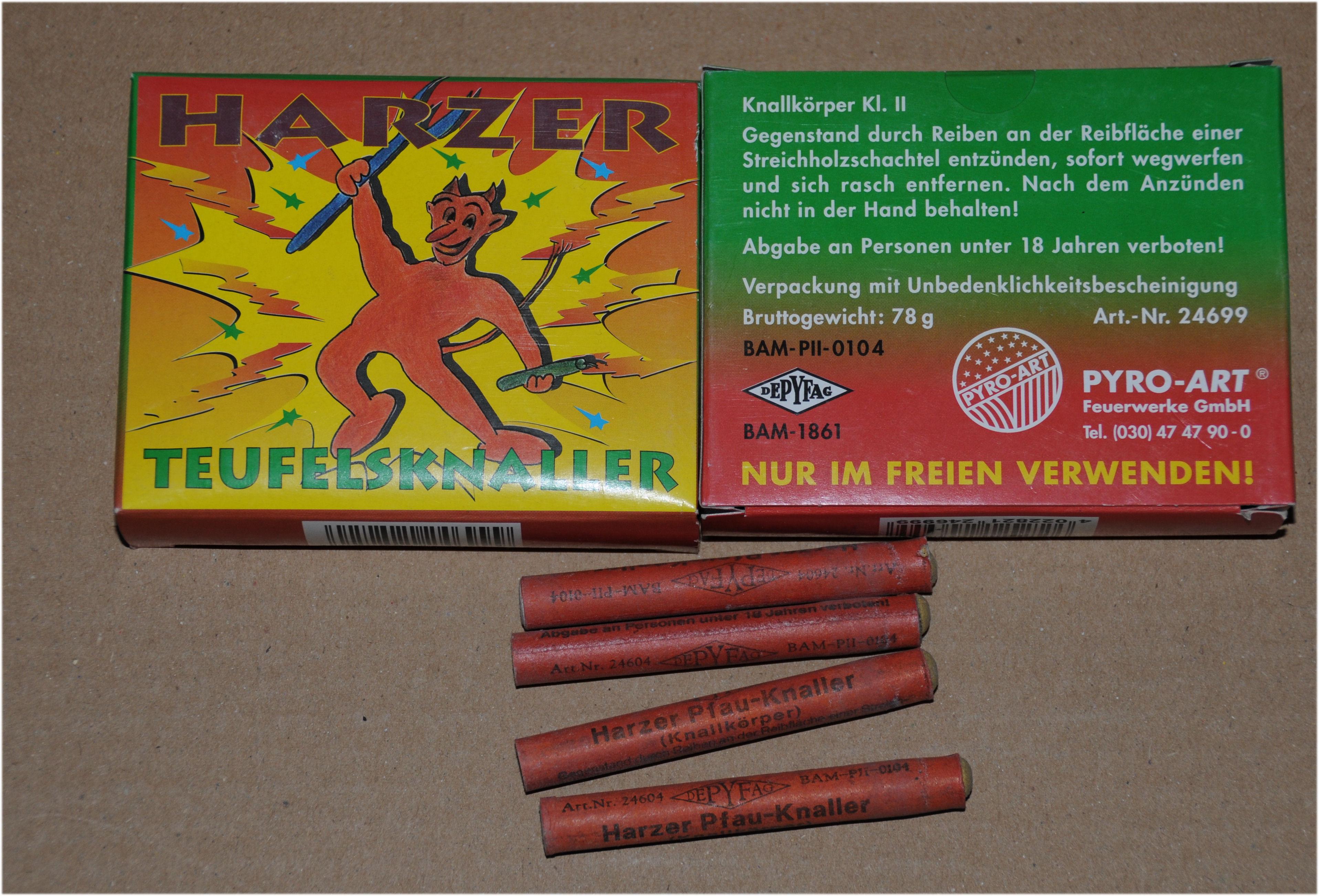 Harzer single power