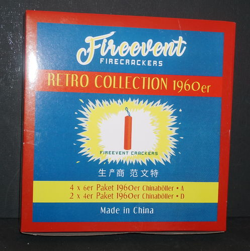 Fireevent 1960 Retro Collection