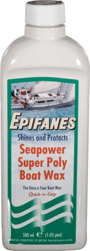 Epifanes Super Poly Boat Wax Bootswachs