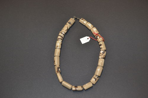 noble stone necklace root coral