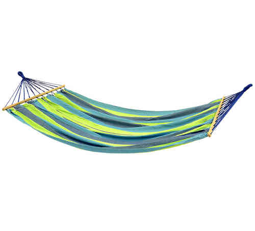 Leisure Color XL Hängematte 220x160cm türkis 41009-8