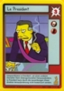 The Simpsons * Horror Edition 012 * Le President