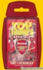 (G) Quartett Kartenspiel *Winning Moves 2004* Arsenal THE UNTOUCHABLES