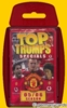 (G) Quartett Kartenspiel *Winning Moves 2005* MANCHESTER UNITED 05/06