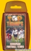 (G) Quartett Kartenspiel *Winning Moves 2004* EUROPEAN FOOTBALL STARS