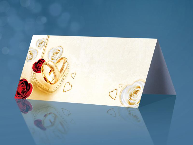 Platzkarten Tischkarten Hochzeit Taufe, Tischdekoration