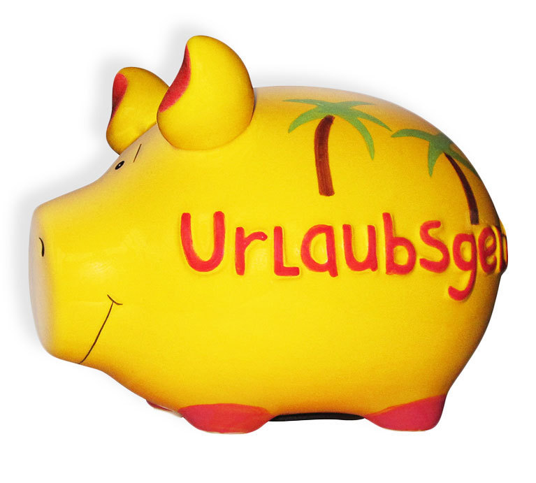 Sparschwein Spardose Sparbüchse Urlaubsgeld Keramik Hochzeit Geldgeschenk