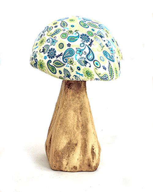 Pilz objekt aufsteller skulptur f r haus und garten for Deko haus und garten