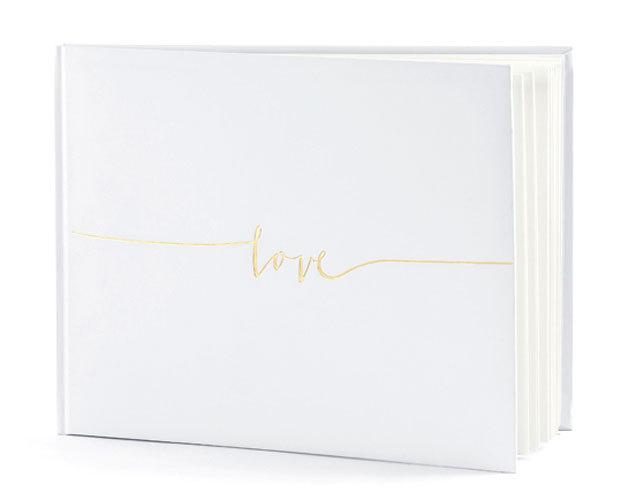Gästebuch Hochzeit Hochzeitsgästebuch Hochzeitsalbum Fotoalbum - Love